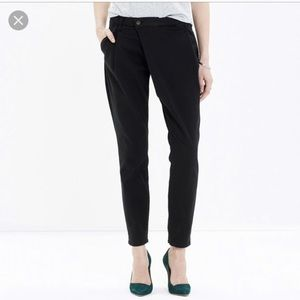 Madewell Barrow Trouser Pants Black